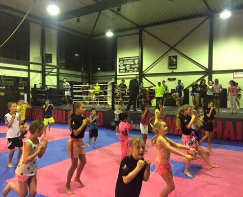MMA Kids Ringer Sportplaza